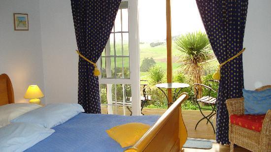 Matakohe B & B Petite Provence: Relaxing Bedroom