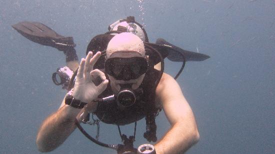 Kiwidiver Dive Centre: Kevin from KIWIDIVERS