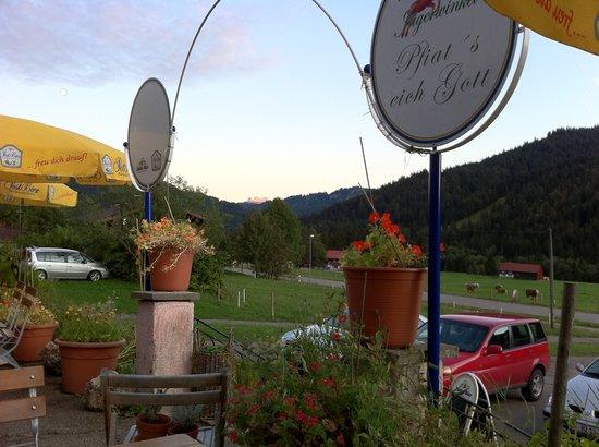 Balderschwang, Alemania: Ausblick