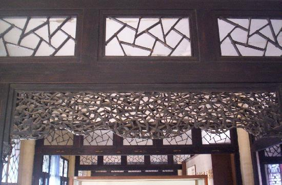 พิพิธภัณฑ์พระราชวัง: indoor architectural detail