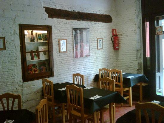 Refugio- Restaurante del Carmen: Refugio, Restaurante del Carmen
