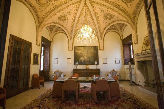 AppartaHotel Residence : sala riunioni
