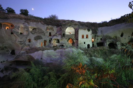 Gamirasu Cave Hotel: View from restaurant