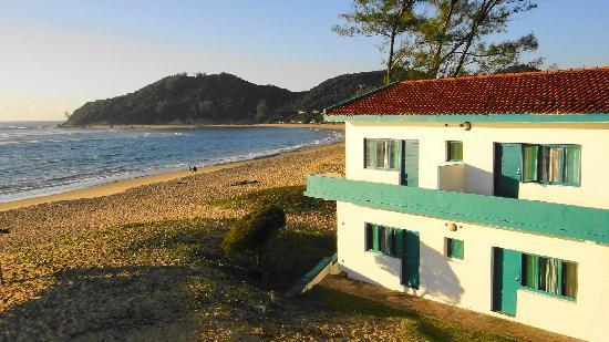 Motel do Mar sea facing Cabanas Picture of Ponta do Ouro Maputo