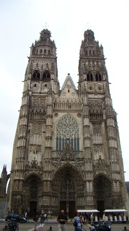 Cathedrale St-Gatien: Tours Cathedral