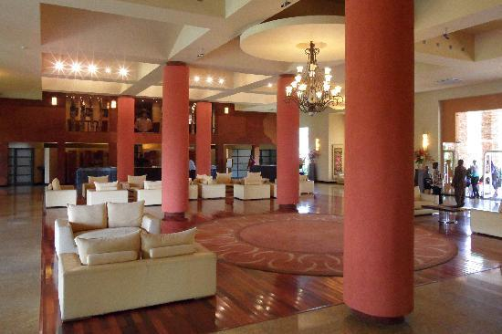 Munyonyo Commonwealth Resort lobby