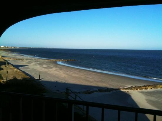 Beach House at Bass River: view from 2nd floor private deck