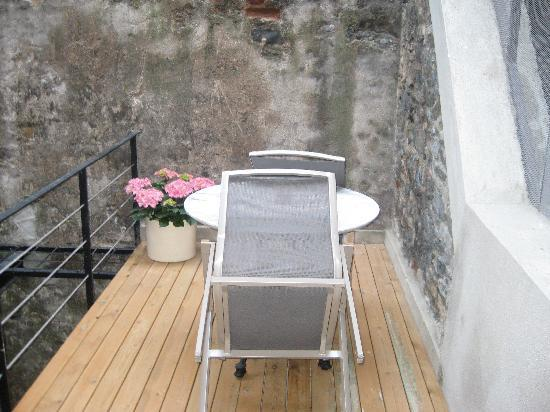 Rooms Galata: Our Patio