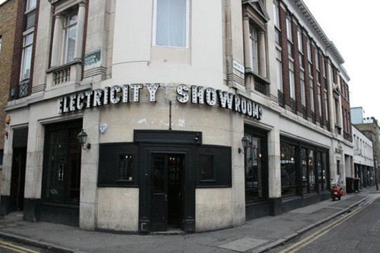 Electricity Showrooms : Electricity Showroom - Awful