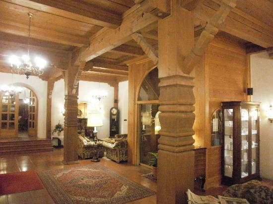 Hotel Hohe Gaisl: ingresso