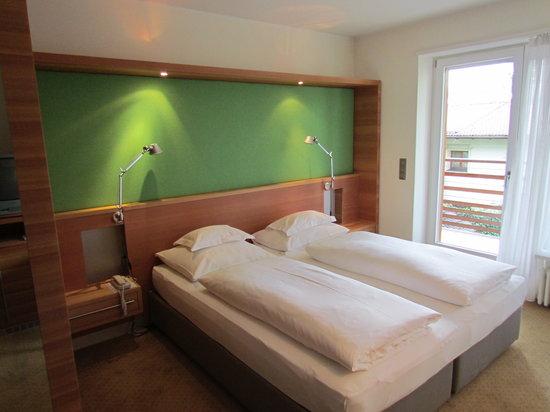 Hotel Heubad : room