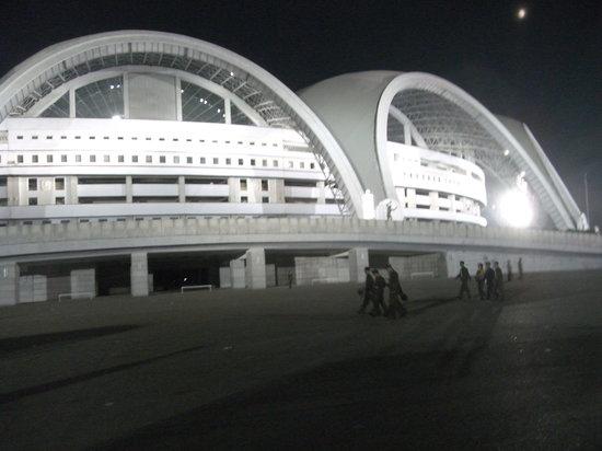 Kim Il Sung Stadium