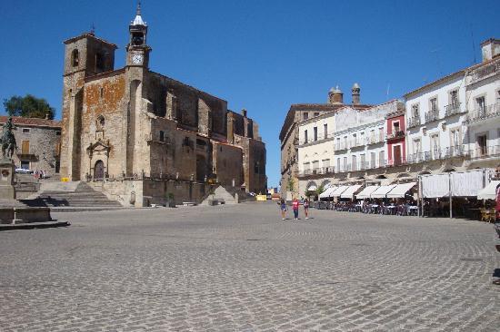 Hostal San Miguel: Plaza Mayor