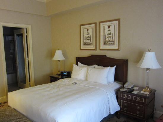 Washington Square Hotel: standard double room