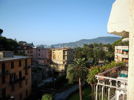 Hotel Canali: View from our room