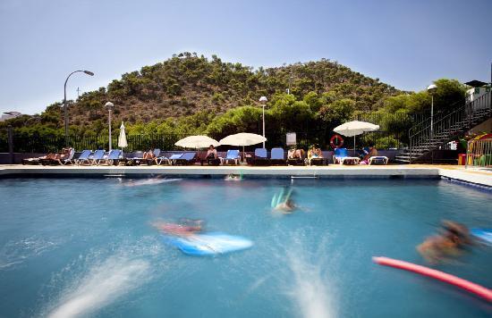 Hotel Maya Alicante: Piscina