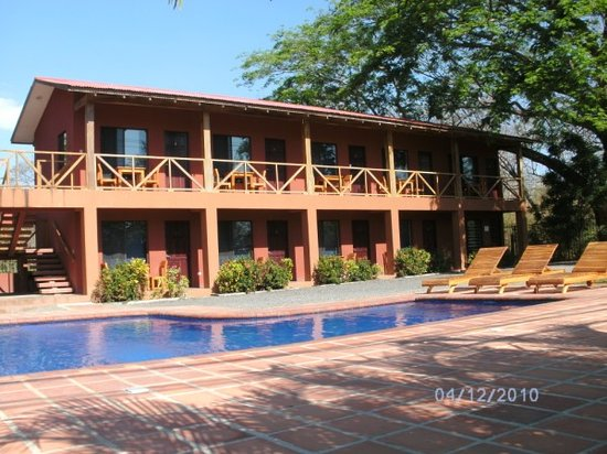 Brasilito, Kosta Rika: Hotel Cabinas Diversion Tropical