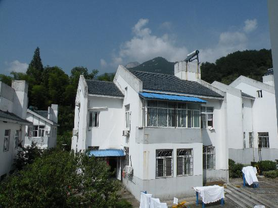 Mount Huangshan Fuli building Villa: outside view