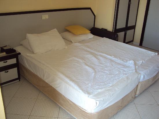 Hotel Sahara: Zimmer