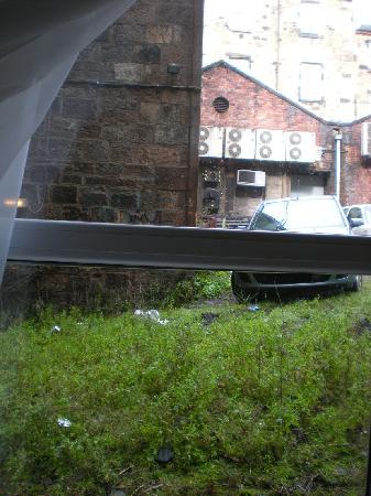 Newton Hotel: Visuale finestra (con sorpresa)