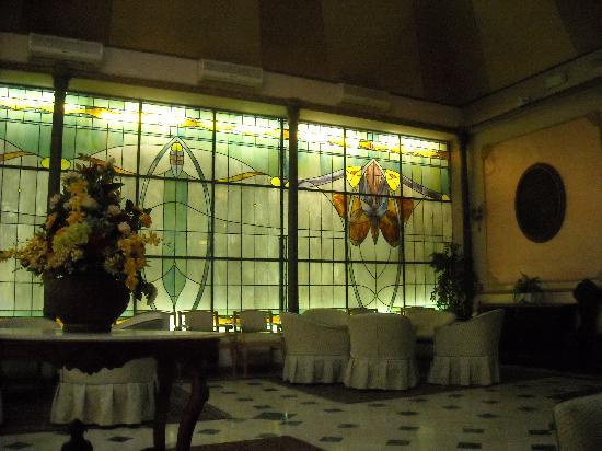 Bonciani Hotel : sala d'attesa