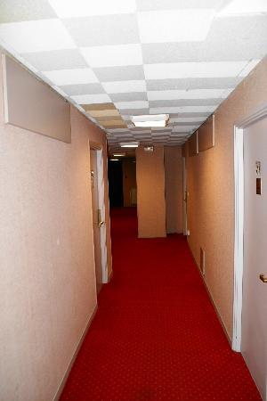 Hotel Saint Roch : Corridoio piano -2