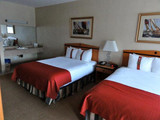 Holiday inn Hotel & Suites Osoyoos: Zimmer