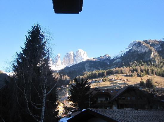 Hotel Ramon: view from room window