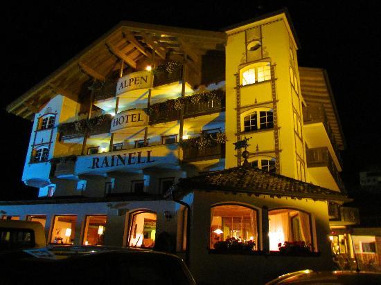 AlpenHotel Rainell: hotel view