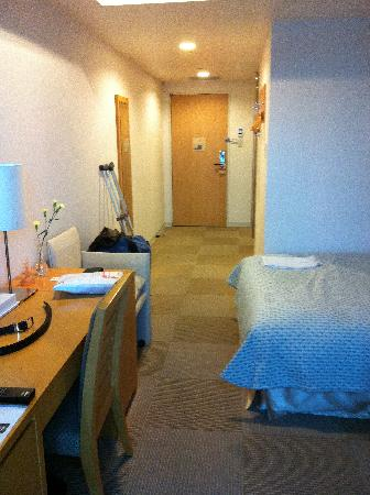 Winning Hotel: 部屋