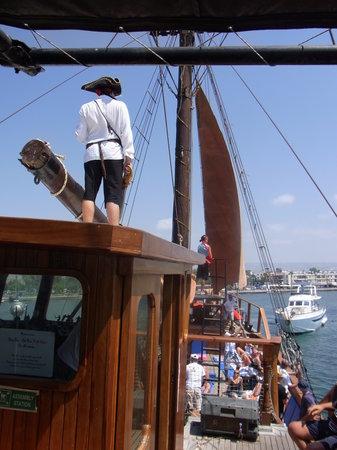 Paphos Sea Cruises : Captain Jack