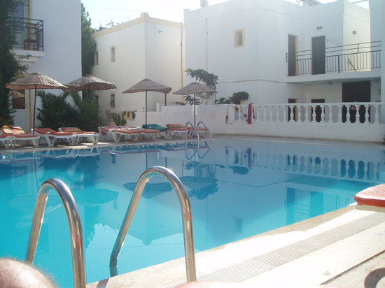 Alta Park Hotel: The pool
