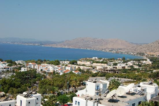 Hotel Ziakis: View from Ziakis