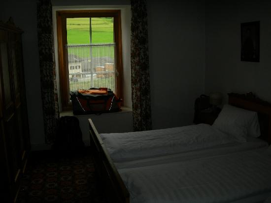 Hotel Piz Ela: The simple doble room