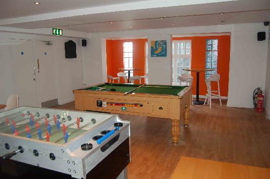 MOR: Games Room