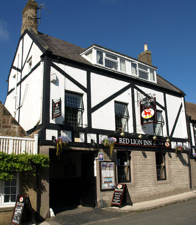 The Red Lion, Alnmouth with the weather you want.