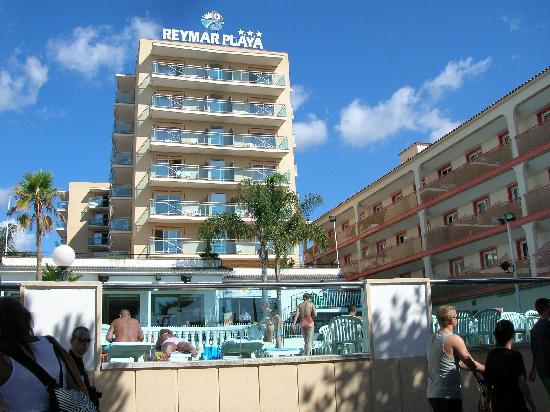 Reymar Playa: 2011.08.27 Hotel