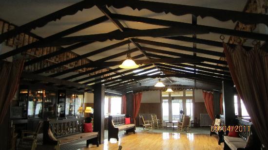 Alpine Resort & Golf: Lounge