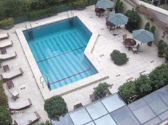 Elevage Buenos Aires Hotel: Vista do quarto