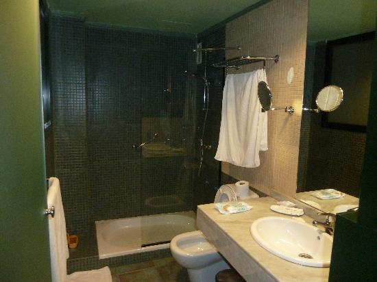 Relaxia Lanzaplaya Apartments : Bathroom