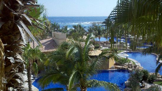 Grand Fiesta Americana Los Cabos All Inclusive Golf & Spa : Room #427 View #2