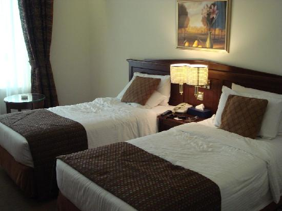 Howard Johnson Bur Dubai: Room on the 4th floor