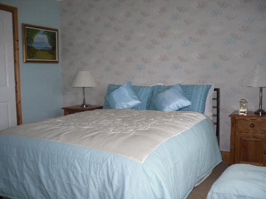 Carrigans, Irland: Guest bedroom