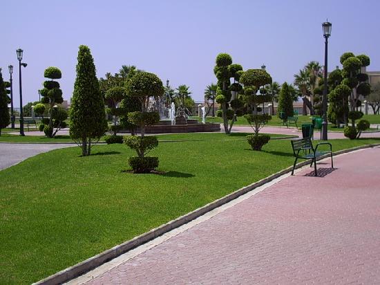 Parque La Batería: Parque de la Bateria