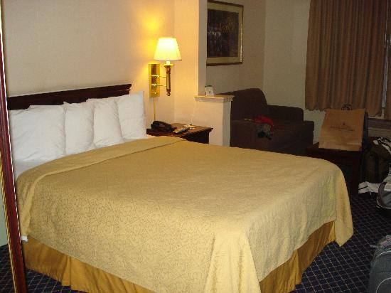 Quality Inn & Suites -- South San Francisco : Room