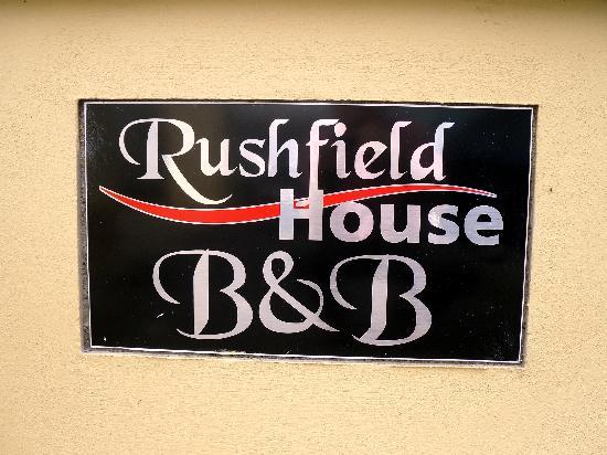 Rushfield House B&B: Rush Field House
