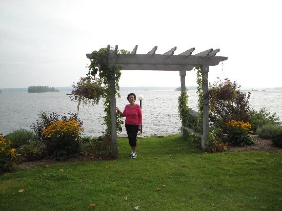 North Kawartha, Καναδάς: Bridal Arbor
