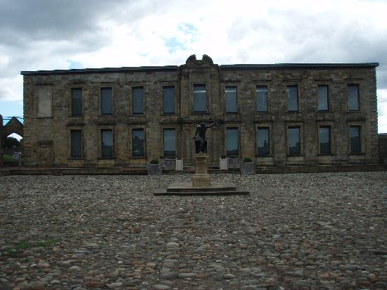 Whitby Abbey: museum and fee for entrance to ruins
