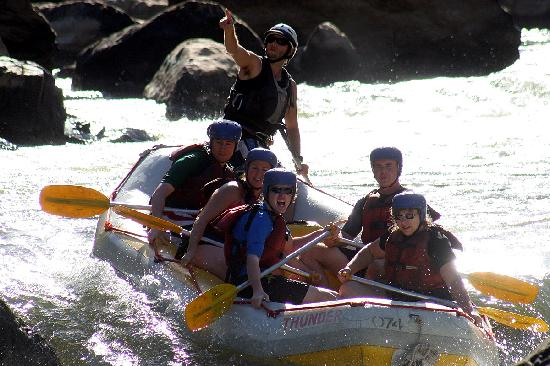 RnR White Water Rafting: Rafting 01