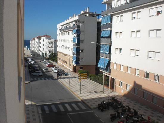 Apartamentos Turisticos Fercomar: calle